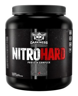 Nitro Hard 1,8kg Chocolate Com Amendoim - Integralmédica