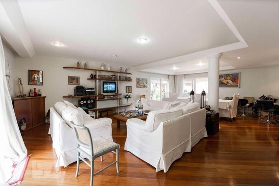 Casa Mobiliada Com 4 Dormitórios E 2 Garagens - Id: 892959583 - 259583