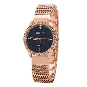 3b8a9505516d Ladies Galax Mesh Bracelet Dress Reloj De Pulsera Para Mujer