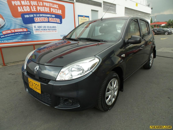 Renault Sandero Autentique Aa
