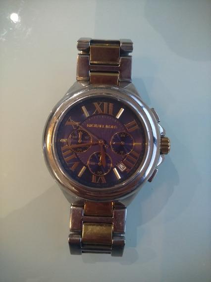 Relógio Michael Kors Mk5758 Goldsilver