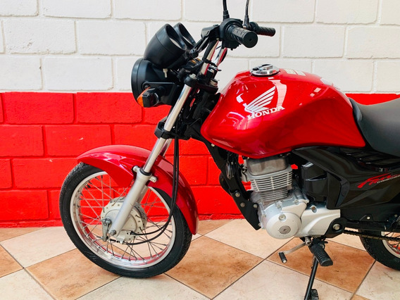 Honda Cg 150 Fan Esi - 2013 - Financiamos - Km 69000