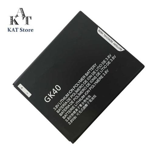 Motorola Batería Original Moto G5 / G4 Play / E3 / E4 /