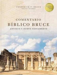 Comentario Biblico Bruce Nvi