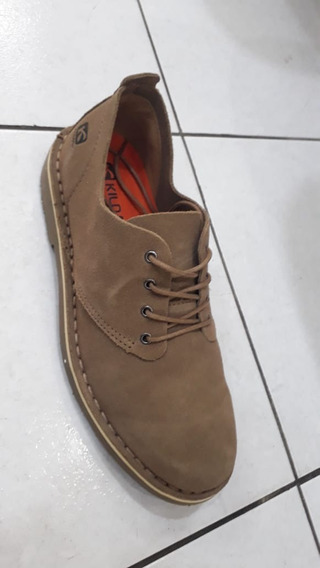 Sapato Masculino Kildare Ref 52001 Couro Promoção