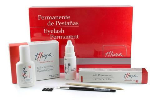 Kit Permanente De Pestañas Thuya Completo Grande