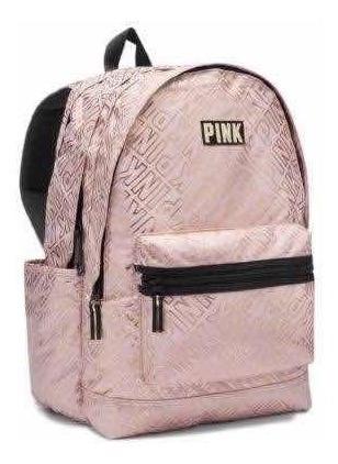 Mochilas Pink Victorias Secret Para El Colegio