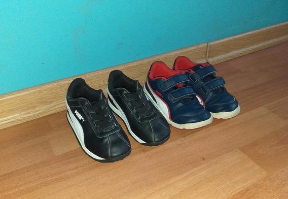 Zapatillas Puma Niño Oferta. No adidas. Talla 25