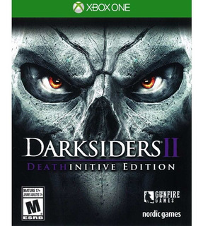 Darksiders 2 Death Initive Edition Xbox One Nuevo