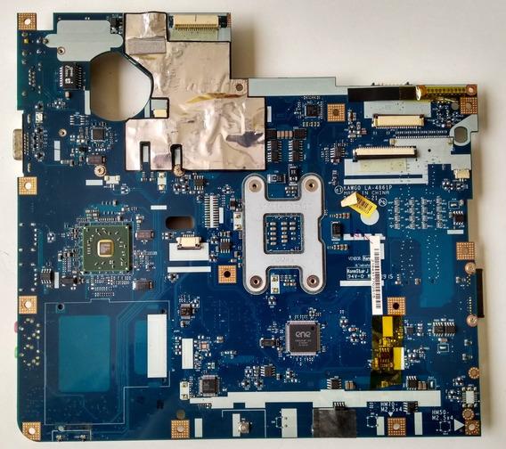 Placa Mâe Acer La 4861 - Com Defeito