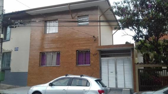 Sobrado Residencial Para Locação, Parque Da Mooca, São Paulo. - So1568