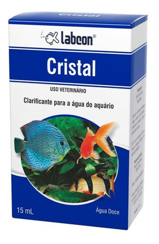 Imagem 1 de 1 de Alcon Labcon Cristal 15ml Floculador Clarificante
