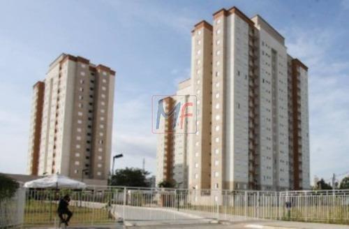 Imagem 1 de 20 de Ref: 12.962- Excelente Apartamento Localizado No Bairro Jardim América Da Penha,  54 M² De Área Útil, 2 Dorms, (1 Suíte), 1 Vaga De Garagem. - 12962