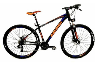 Bicicleta Raleigh 2.0 Rodado 29 21 Vel Frenos A Discos