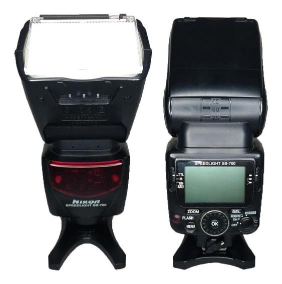 Flash Sb-700 Nikon Perfeito Estado Seminovo P/ Dslr
