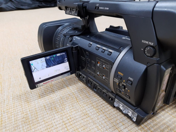 Filmadora Panasonic Agac160