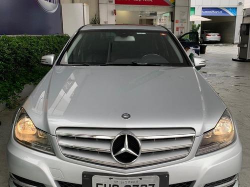 Mercedes-benz C 180 1.8 Cgi Avantgarde 16v Gasolina 4p