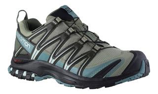Zapatillas Mujer Salomon Trail Runninig Xa Pro 3d Waterproof