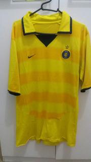 Camisa Nike Inter De Milão Uniforme 3