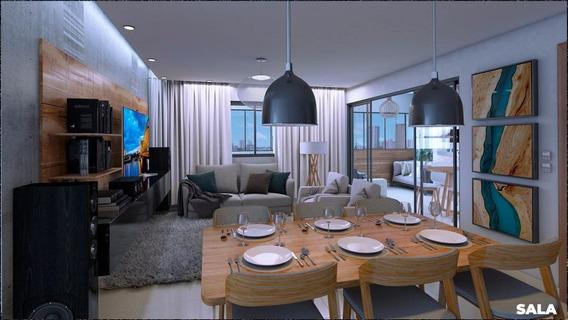 Apartamento Com 3 Dormitório(s) Localizado(a) No Bairro Lagoa Nova Em Natal / Natal - 373