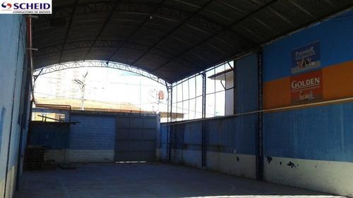 Imagem 1 de 9 de Oportunidade       Galpão Antiga Escola. - Mr49859