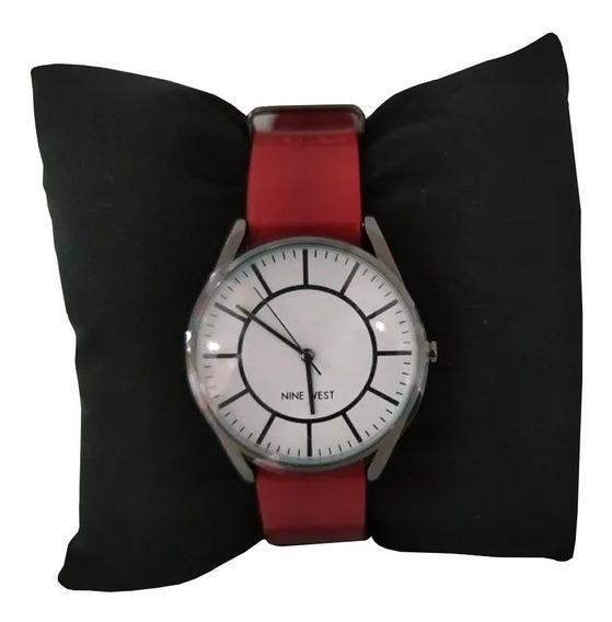 Reloj Color Vino Marca Nine West -original-