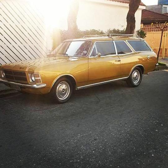 Chevrolet Comodoro- Único Dono
