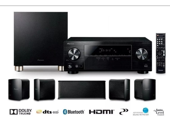 Home Theater Pionner Htp-074