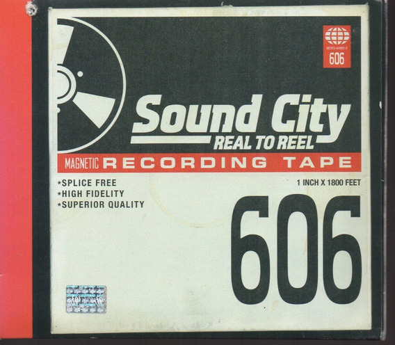 Sound City / Real To Reel 606 Cd 11 Tracks
