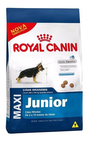 Ração Royal Canin Maxi Junior Filhotes Raças Grandes 15 Kg