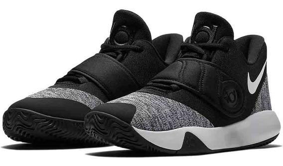 Zapatillas Nike Kd Trey Vi Kevin Durant Basket Black
