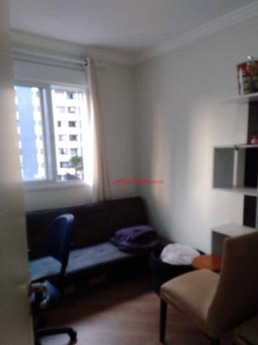 Apartamento À Venda, 59 M² Por R$ 601.000,00 - São Judas - São Paulo/sp - Ap9256