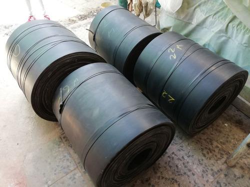 Rollos Faja Transportadora De 600mm (24 ) De Ancho X 3 Lonas