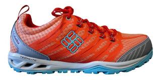 Zapatillas Mujer Columbia Ventrailia Outdry Trailrunning Wp°