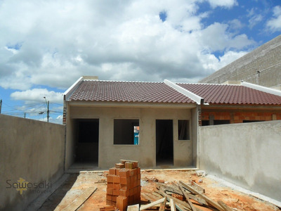 Casa A Venda No Bairro Nações Em Fazenda Rio Grande - Pr. - 3843-1