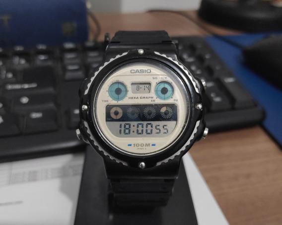 Casio Hexagraph Ref. Hgw-10 Módulo 917