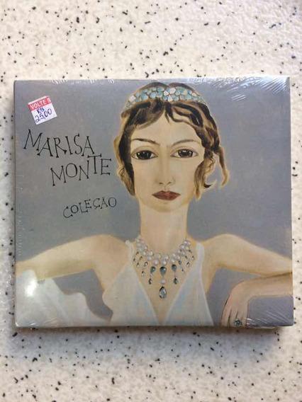 Cd Marisa Monte - Coleção - Lacrado
