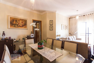 Apartamento No 11º Andar Mobiliado Com 3 Dormitórios E 2 Garagens - Id: 892931453 - 231453