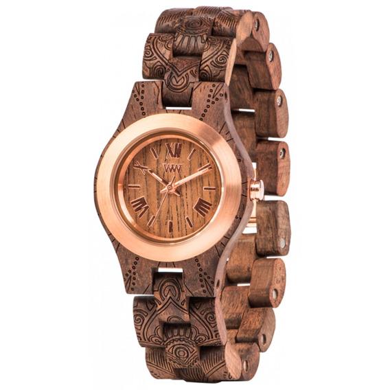 Relógio Wewood - Criss Mb - Mandala Choco Rough - Wwcr06