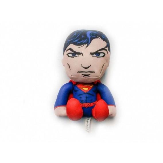 Pelucia Super Hero Superman Liga Da Justica Dc Comics Dtc