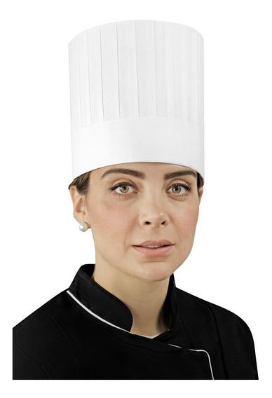 Gorro Para Chef, Marca Wit, Talla S (18 Cm)