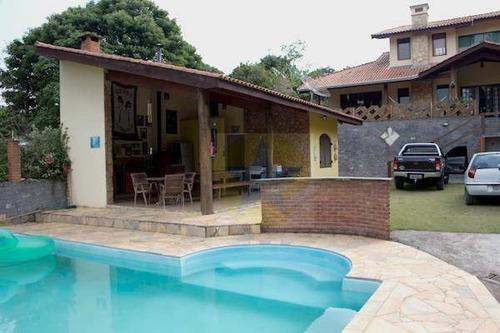 Chácara Residencial À Venda, Estância Santa Maria Do Portão, Atibaia - Ch0827. - Ch0827