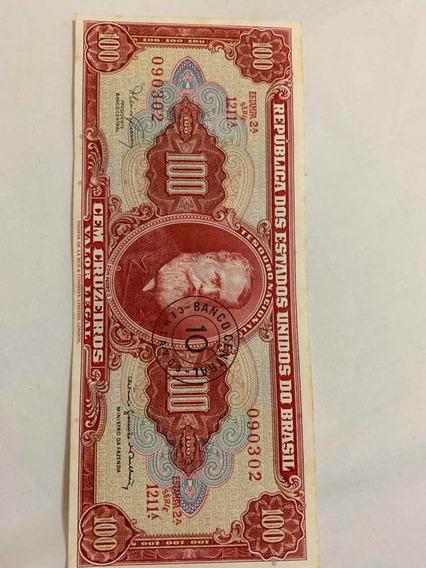Notas Antigas Estados Unidos Do Brasil - Apenas Venda