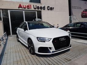 Audi Rs3 2018 Rs3