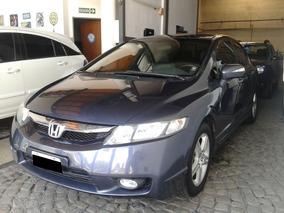Honda Civic 1.8 Exs Mt 2009 , Unico Por Su Estado! Autodesco