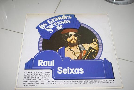 Raul Seixas - Os Grandes Sucessos De Lp Mutantes Doors Led