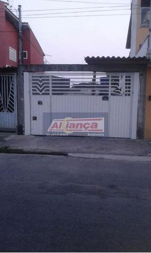 Casa Com 3 Dormitórios À Venda, 120 M² Por R$ 0 - Gopoúva - Guarulhos/sp - Ai9202