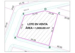 Vendo Lote De Terreno De 1,000 M2 Casa De Campo Cieneguilla