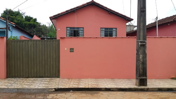Casa A Venda Com Terreno Grande No Bairro Santa Rita - Ete264