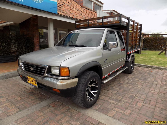 Chevrolet Luv Tfr 2.3cc Mt Aa 4x2
